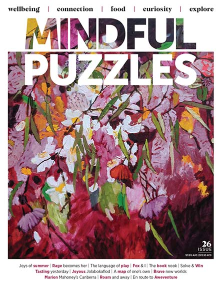 Mindful Puzzles (NZ) Magazine Subscription
