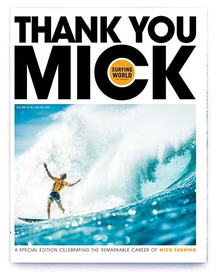Australian Surfing World Magazine Subscription