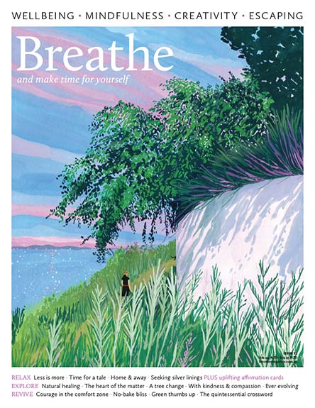 Breathe Magazine Subscription
