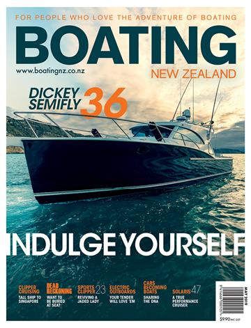 Boating New Zealand Magazine Subscripton