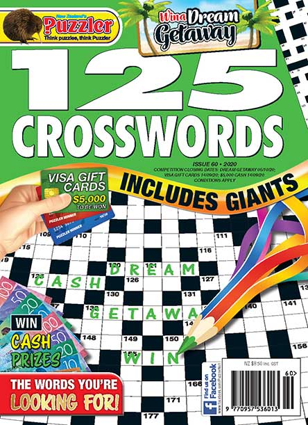 125 Crosswords NZ