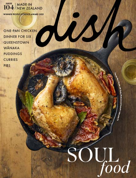 DISH Magazine Subscription