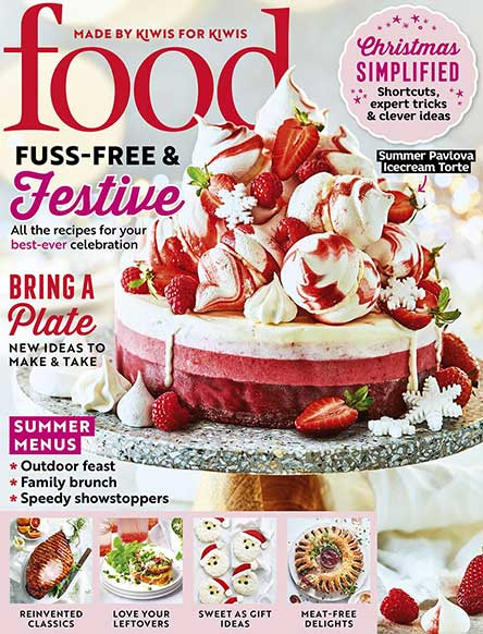 Food Magazine Subscription