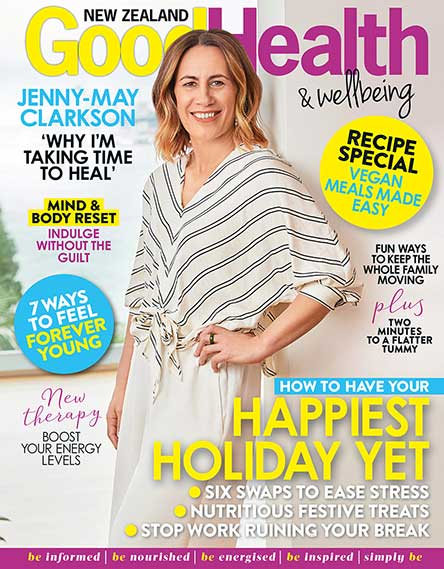 Good Health & Wellbeing Magazine Subscription