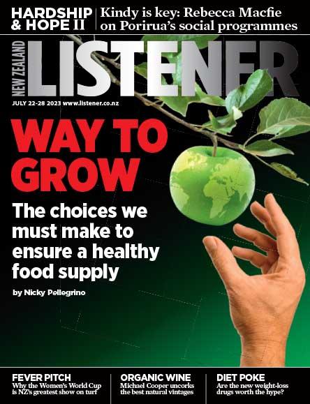 The Listener Magazine Subscription