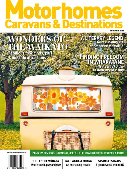 Motorhomes Caravans and Destinations (NZ) Magazine Subscription