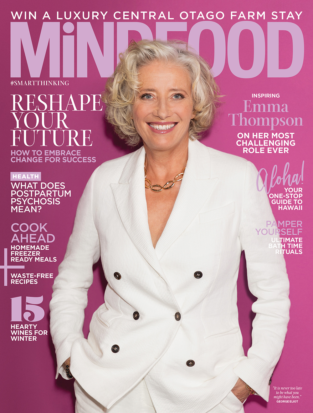 MiNDFOOD NZ Magazine Subscription