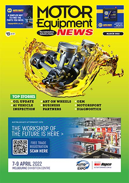 Motor Equipment News Magazine Subscription