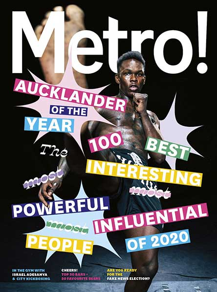 Metro Magazine Subscription