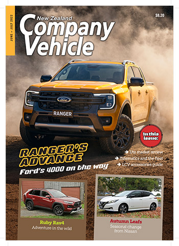 New Zealand Company Vehicle Magazine Subscription