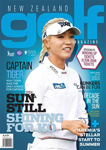 NZ Golf Magazine Subscription