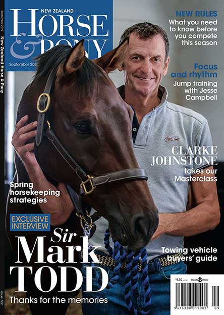 NZ Horse & Pony Magazine Subscription