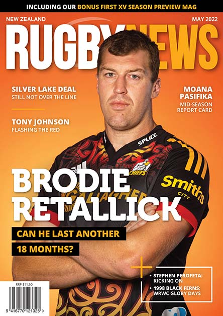 NZ Rugby News Magazine Subscription