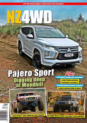 NZ4WD Magazine Subscription