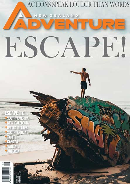 NZ Adventure Magazine Subscription