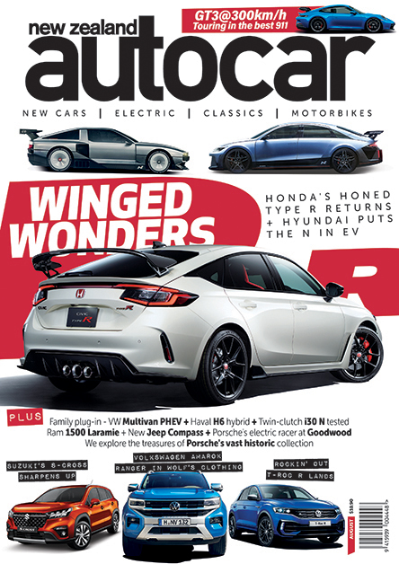NZ Autocar Magazine Subscription