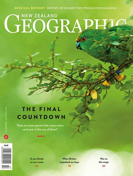 New Zealand Geographic Magazine Subscription