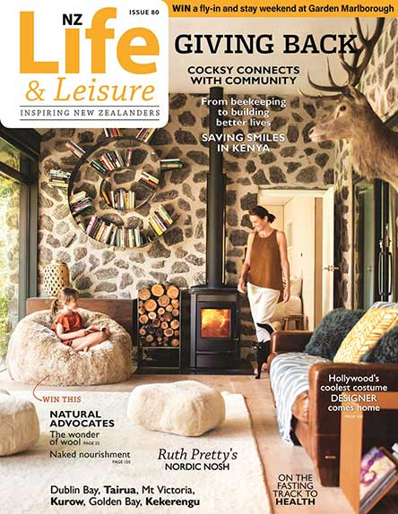 NZ Life & Leisure Magazine Subscription