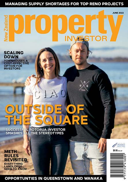 NZ Property Investor Magazine Subscription
