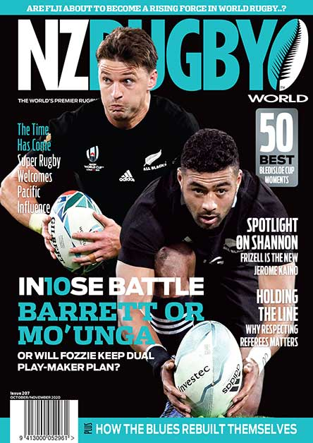 NZ Rugby World Magazine Subscription