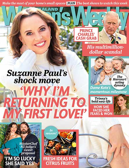 The New Zealand Woman's Weekly Magazine Subscription