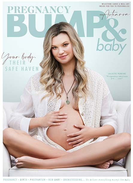 Pregnancy BUMP & Baby Magazine Subscription