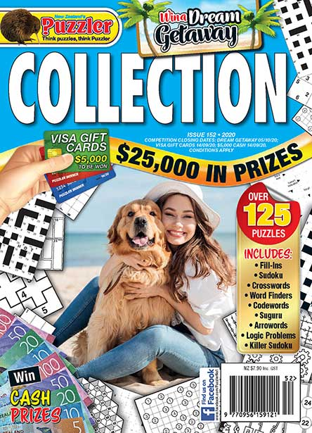 Puzzler Collection NZ Magazine Subscription