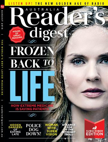 Readers Digest NZ Magazine Subscription