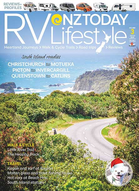 RV NZTODAY Lifestyle Magazine Subscription
