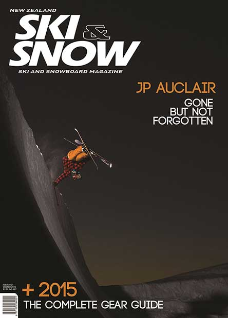 NZ Ski & Snow Magazine Subscription