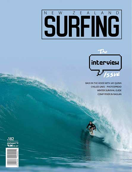 NZ Surfing Magazine Subscription