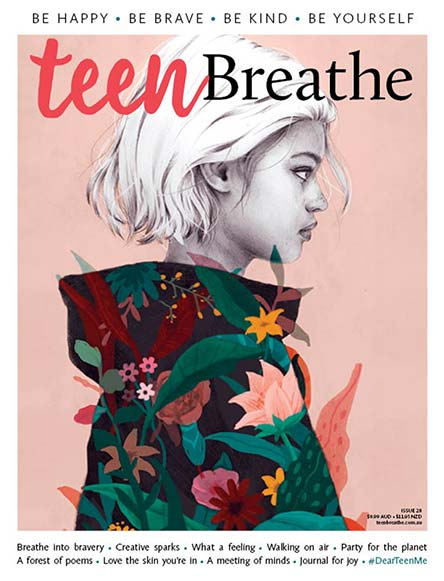 Teen Breathe Magazine Subscription