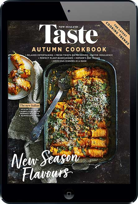 Taste Magazine Subscription