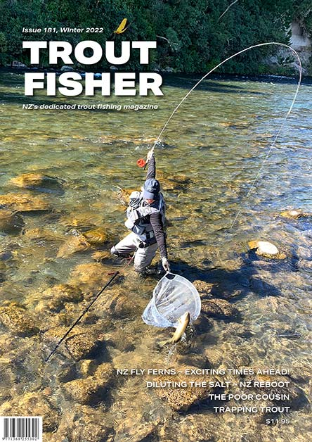 Trout Fisher Magazine Subscription