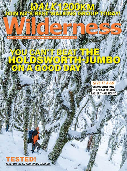 Wilderness Magazine Subscription