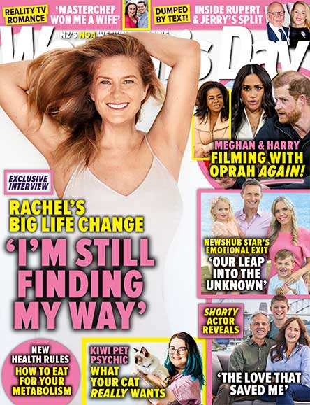 Woman's Day NZ Magazine Subscription